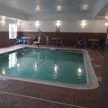 Swimming pool at Holiday Inn Express & Suites Belle Vernon