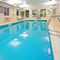Swimming pool at Holiday Inn Express & Suites Binghamton / Vestal