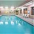 Swimming pool at Holiday Inn Express & Suites Blue Ash