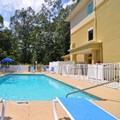Swimming pool at Holiday Inn Express & Suites Bonifay