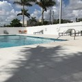 Swimming pool at Holiday Inn Express & Suites Boynton Beach West