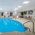 Swimming pool at Holiday Inn Express & Suites Brattleboro