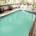Swimming pool at Holiday Inn Express & Suites Burlington
