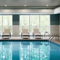 Swimming pool at Holiday Inn Express & Suites Butler