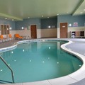 Swimming pool at Holiday Inn Express & Suites Charlotte Ne University Area