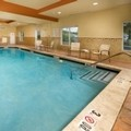 Swimming pool at Holiday Inn Express & Suites Chattanooga Downtown