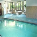 Swimming pool at Holiday Inn Express & Suites Chesapeake