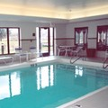 Swimming pool at Holiday Inn Express & Suites Chesterfield