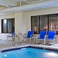 Swimming pool at Holiday Inn Express & Suites Chicago O'hare West
