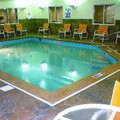 Swimming pool at Holiday Inn Express & Suites Cincinnati Mason