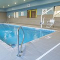 Swimming pool at Holiday Inn Express & Suites Clarion