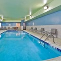 Swimming pool at Holiday Inn Express & Suites Cleveland Richfield
