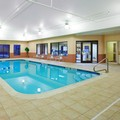 Swimming pool at Holiday Inn Express & Suites Cleveland Streetsboro