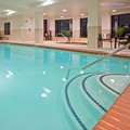 Swimming pool at Holiday Inn Express & Suites Columbus Edinburgh