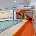 Swimming pool at Holiday Inn Express & Suites Comox Valley