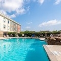 Swimming pool at Holiday Inn Express & Suites Conroe