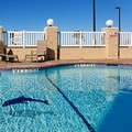 Swimming pool at Holiday Inn Express & Suites Corpus Christi Portland