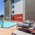 Swimming pool at Holiday Inn Express & Suites Dallas Lewisville
