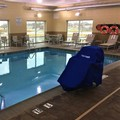 Swimming pool at Holiday Inn Express & Suites Danville