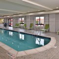 Swimming pool at Holiday Inn Express & Suites Dearborn