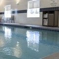 Swimming pool at Holiday Inn Express & Suites Edwardsville