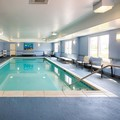 Swimming pool at Holiday Inn Express & Suites Elizabethtown