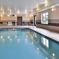 Swimming pool at Holiday Inn Express & Suites Emporia Northwest