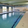 Swimming pool at Holiday Inn Express & Suites Farmington Hills Detroit