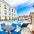 Swimming pool at Holiday Inn Express & Suites Floresville