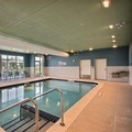 Swimming pool at Holiday Inn Express & Suites Fond Du Lac