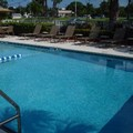 Swimming pool at Holiday Inn Express & Suites Ft. Lauderdale N Exec Airport