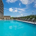 Swimming pool at Holiday Inn Express & Suites Ft. Washington Philad