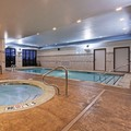 Swimming pool at Holiday Inn Express & Suites Glenpool Tulsa South