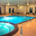 Swimming pool at Holiday Inn Express & Suites Granbury