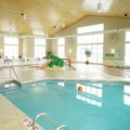 Swimming pool at Holiday Inn Express & Suites Green Bay East