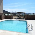 Swimming pool at Holiday Inn Express & Suites Heber Springs