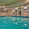 Swimming pool at Holiday Inn Express & Suites Huntsville