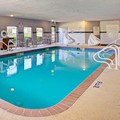 Swimming pool at Holiday Inn Express & Suites Hutto