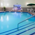 Swimming pool at Holiday Inn Express & Suites Ironton
