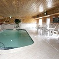 Swimming pool at Holiday Inn Express & Suites Jackson
