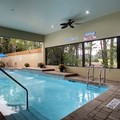 Swimming pool at Holiday Inn Express & Suites Jacksonville Se Med C