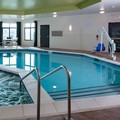 Swimming pool at Holiday Inn Express & Suites Kansas City Airport