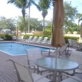 Swimming pool at Holiday Inn Express & Suites Kendall East Miami