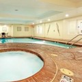 Swimming pool at Holiday Inn Express & Suites Lathrop