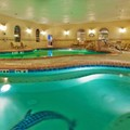 Swimming pool at Holiday Inn Express & Suites Levelland