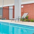 Swimming pool at Holiday Inn Express & Suites Livingston