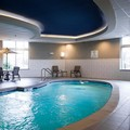 Swimming pool at Holiday Inn Express & Suites Madison Central