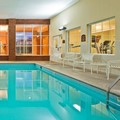 Swimming pool at Holiday Inn Express & Suites Manchester Conf Ctr(Tullahoma)