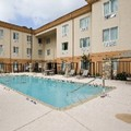 Swimming pool at Holiday Inn Express & Suites Marshall