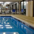 Swimming pool at Holiday Inn Express & Suites Meadowlands Area